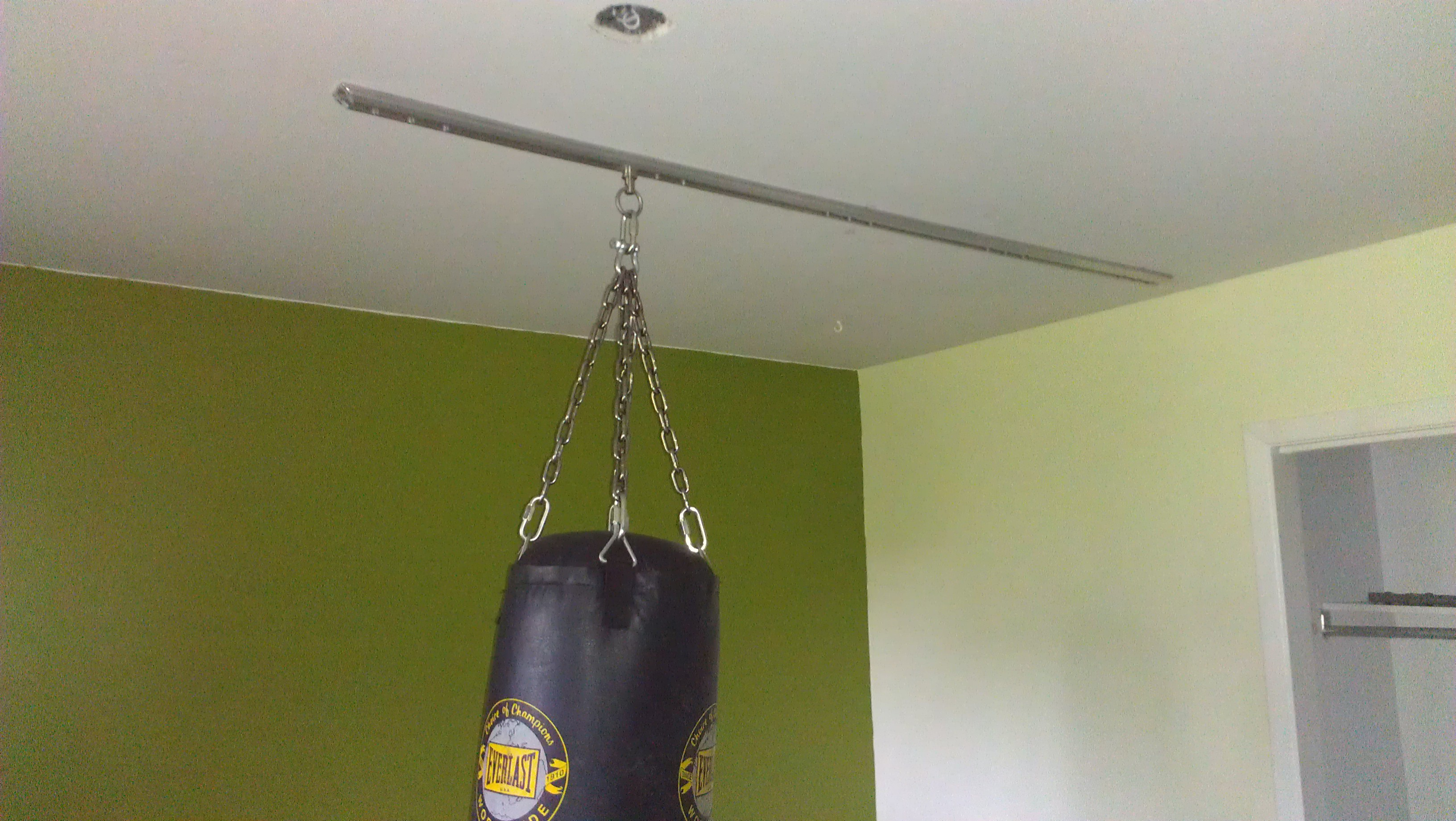 tuffrail collection » heavy bag - overhead homes » tuffrail