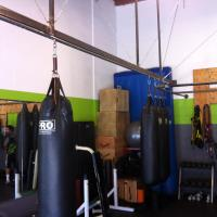 181 fitness in California bags in storage position!