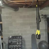 TRX Hanging