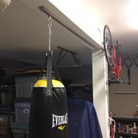 TuffRail in Garage