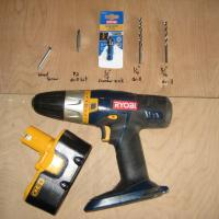 Tools for Install into Wood