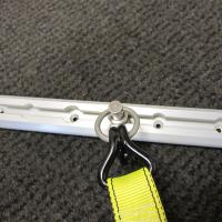Cargo Strap and TuffPin (FRONT)