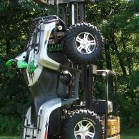 The ATV Lift