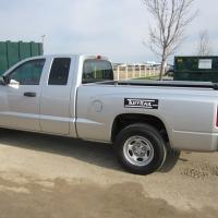 TuffRail Dodge Dakota Runner Truck Spring 2011