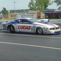 Larry Morgan Racing Associate Sponsorship